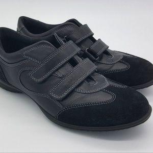 Ecco Shoes Strap Up Sz EU 38 US 7 - 7.5 Women